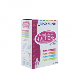 JUVAMINE 4 ACTIONS MINCEUR 14 STICKS