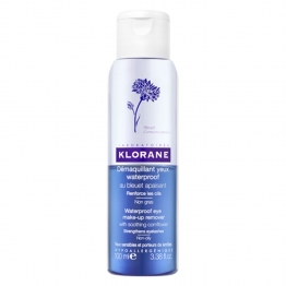 KLORANE DEMAQUILLANT BI-PHASE BLEUET WATERPROOF 100ML