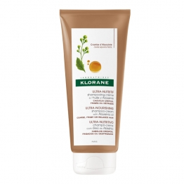KLORANE SHAMPOOING CREME A L'HUILE D'ABYSSINIE CHEVEUX CREPUS 200ML