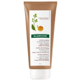 KLORANE SHAMPOOING CREME A L'HUILE D'ABYSSINIE CHEVEUX CREPUS 200M