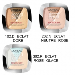 L'OREAL ACCORD PARFAIT HIGHLIGHT POUDRE ILLUMINATRICE