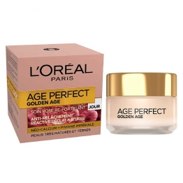 L'OREAL AGE PERFECT GOLDEN AGE SOIN ROSE REFORTIFIANT JOUR PEAUX TRES MATURES 50ML