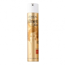 L'OREAL ELNETT SATIN 118 LAQUE FIXATION NORMALE 300ML