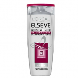 L'OREAL ELSEVE HOMME SHAMPOOING REDENSIFIEUR FORCE CHEVEUX CLAIRSEMES 250ML
