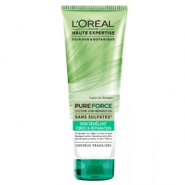 L'OREAL HAUTE EXPERTISE PURE FORCE SOIN DEMELANT FORCE ET REPARATION CHEVEUX FRAGILES 250ML