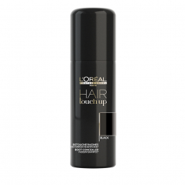 L'OREAL PROFESSIONNEL HAIR TOUCH UP RETOUCHES RACINES BLACK 75ML