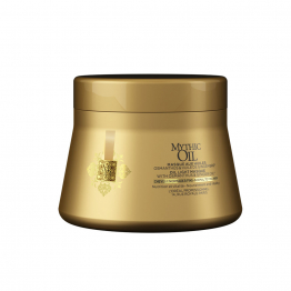 L'OREAL PROFESSIONNEL MYTHIC OIL MASQUE AUX HUILES CHEVEUX NORMAUX A FINS 200ML