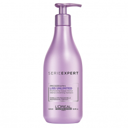 L'OREAL PROFESSIONNEL SERIE EXPERT LISS UNLIMITED SHAMPOOING LISSAGE INTENSE 500ML