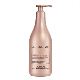 L'OREAL PROFESSIONNEL SERIE EXPERT VITAMINO COLOR SHAMPOOING 500ML