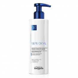 L'OREAL PROFESSIONNEL SERIOXYL SHAMPOOING CHEVEUX CLAIRSEMES NATURELS 250ML