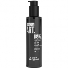L'OREAL PROFESSIONNEL TECNI ART TRANSFORMER LOTION LIQUIDE-EN-PATE MULTI USAGE FORCE 3 150ML