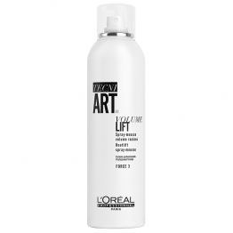 L'OREAL PROFESSIONNEL TECNI ART VOLUME LIFT SPRAY-MOUSSE VOLUME RACINES FORCE 3 250ML