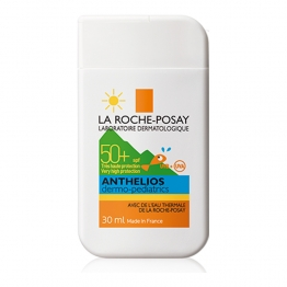 LA ROCHE-POSAY ANTHELIOS POCKET DERMO-PEDIATRICS CREME SOLAIRE TRES HAUTE PROTECTION SPF50+ 30ML