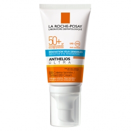 LA ROCHE-POSAY ANTHELIOS ULTRA BB CREME TEINTEE HAUTE PROTECTION YEUX SENSIBLES SPF50+ 50ML