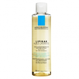 LA ROCHE-POSAY LIPIKAR HUILE LAVANTE RELIPIDANTE ANTI-IRRITATIONS 200ML