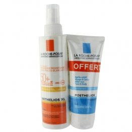 LA ROCHE-POSAY ANTHELIOS XL SPRAY SPF50+ 200ML + POSTHELIOS APRES-SOLEIL 100ML