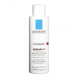 LA ROCHE-POSAY KERIUM DS ANTIPELLICULAIRE MICROEXFOLIANT INTENSIF 125ML