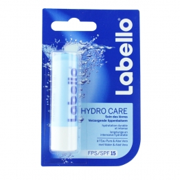 LABELLO HYDRO CARE STICK LEVRES SPF15 4.8G