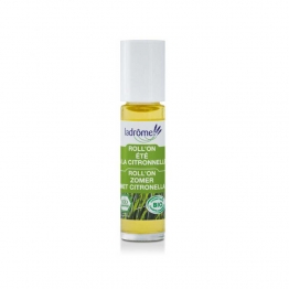 LADROME ROLL-ON ETE CITRONNELLE BIO