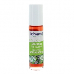 LADROME ROLL-ON APAISANT A LA LAVANDE BIO 10ML
