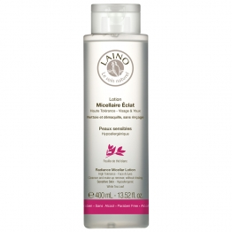 LAINO LOTION MICELLAIRE ECLAT 400 ML