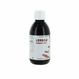 LERECA FEMINITE + VITAMINE D FLACON 250 ML