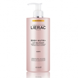 LIERAC BODY-NUTRI + LAIT RELIPIDANT CORPS 400ML
