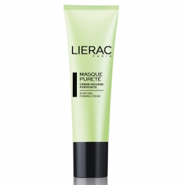 LIERAC MASQUE PURETE CREME MOUSSE PURIFIANTE 50ML