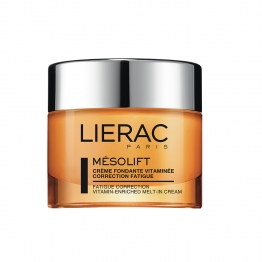 LIERAC MESOLIFT CREME FONDANTE VITAMINEE CORRECTION FATIGUE PEAUX NORMALES A SECHES 30ML