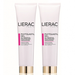 LIERAC PHYTOLASTIL GEL PREVENTION DES VERGETURES 2X200ML