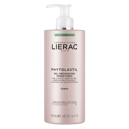 LIERAC PHYTOLASTIL GEL PREVENTION VERGETURES 400ML