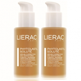 LIERAC PHYTOLASTIL SOLUTE SERUM CORRECTION DES VERGETURES 2X75ML