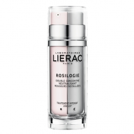 LIERAC ROSILOGIE DOUBLE CONCENTRE NEUTRALISANT ROUGEURS 2X15ML