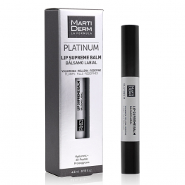 LIP SUPREME BALM PLATINUM 4.5ML MARTIDERM