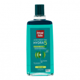 Lotion Tonique Hydra 5 Nutrition 300ml Cheveux secs Petrole Hahn