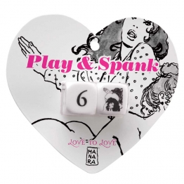 LOVE TO LOVE PLAY AND SPANK JEU DE DES MANARA