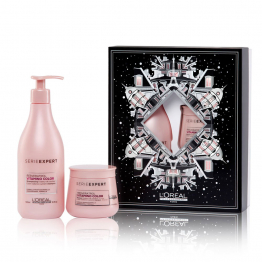 Coffret Resveratrol Vitamino Color 500ml + 250ml Vitamino Color L'Oreal Professionnel