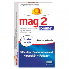 MAG 2 SOMMEIL 30 COMPRIMES