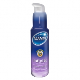MANIX INFINITI GEL LUBRIFIANT LONGUE DUREE 100ML