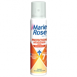 MARIE ROSE AEROSOL PROTECTION ANTI MOUSTIQUES 7H 150ML