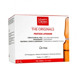 MARTIDERM THE ORIGINALS PROTEOS LIPOSOME 10 AMPOULES