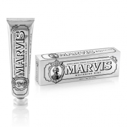 MARVIS DENTIFRICE BLANCHEUR MENTHE 85ML