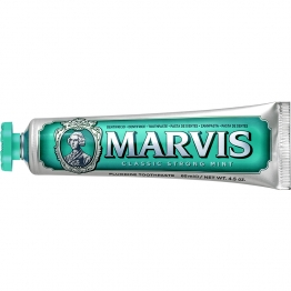 MARVIS DENTIFRICE CLASSIC STRONG MINT MENTHE CLASSIQUE 85ML
