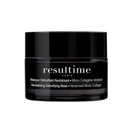 MASQUE DETOXIFIANT REVITALISANT ANTI-AGE 50ML RESULTIME