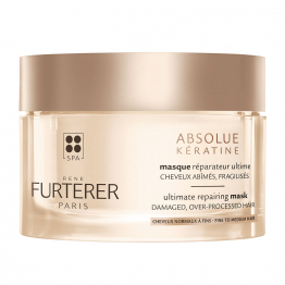 Masque Reparateur Ultime Cheveux Normaux A Fins 200ml Absolue Keratine Rene Furterer
