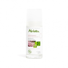 MELVITA DEODORANT PEAUX SENSIBLES ROLL ON BIO 50ML