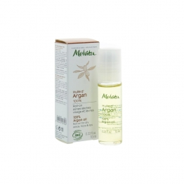 MELVITA ROLL-ON ZONES SECHES VISAGE ET LEVRES BIO 10ML