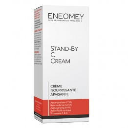 ENEOMEY STAND-BY C CREAM CREME NOURRISSANTE APAISANTE 30ML