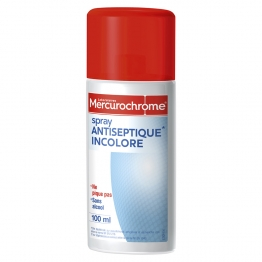 MERCUROCHROME SPRAY A L'ARNICA INCOLORE 100ML
