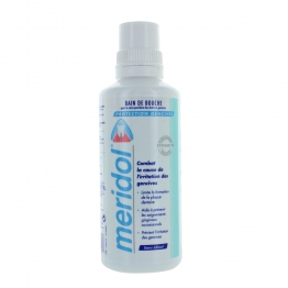 MERIDOL PROTECTION GENCIVES BAIN DE BOUCHE 400ML